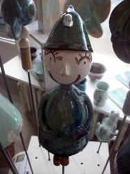 bébétimo, le lutin déco de jardin en poterie
