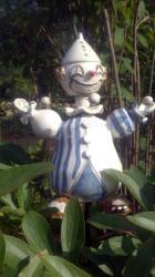 Archi, le clown pour décoration extérieure