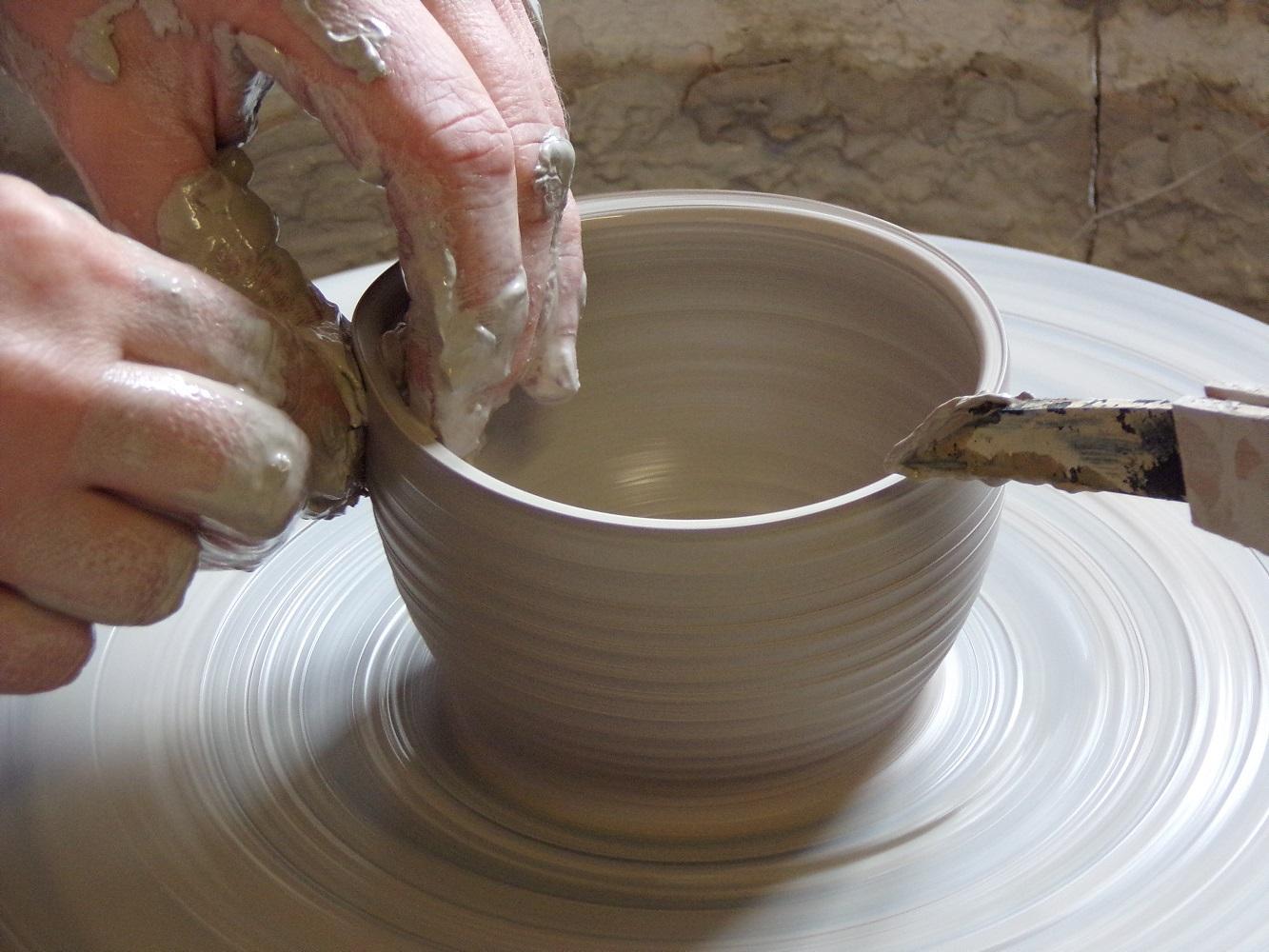artisan potier à Jublains en Mayenne (53)-Pays de Loire